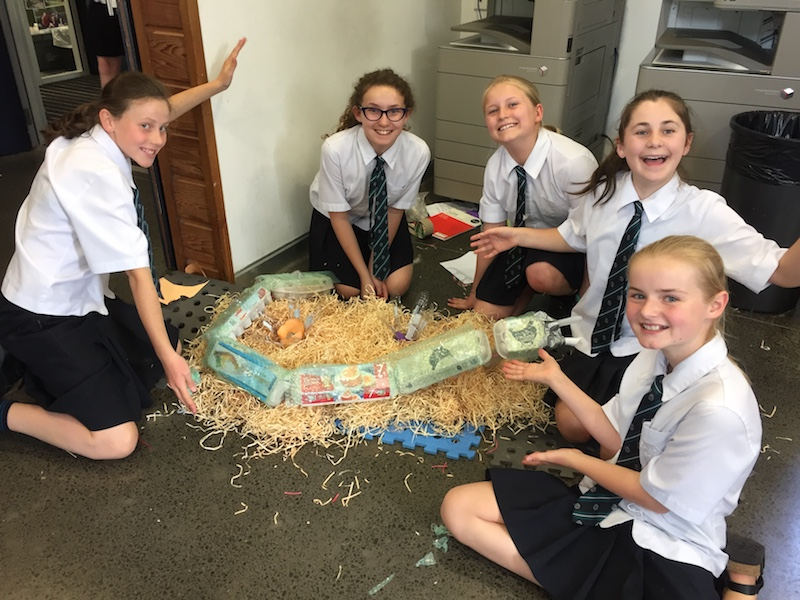 Recyclable Materials Sculpture Competition name