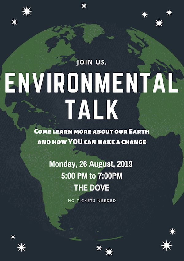 CAS project - environmental talks name