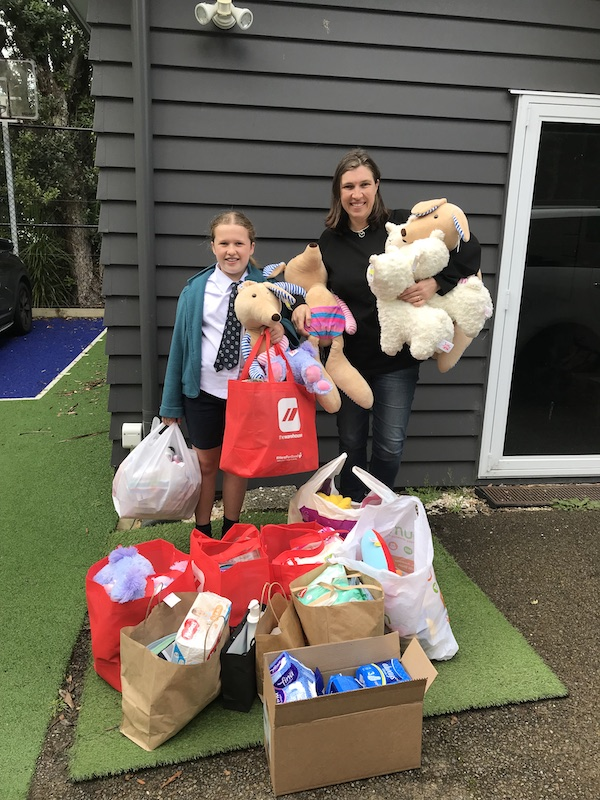 Yr 6 Foster Hope donations name